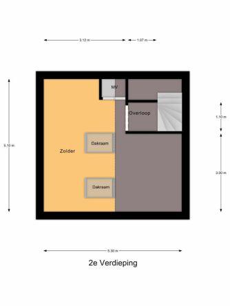 Cezannehof 4, HOORN Afbeelding 18<br />