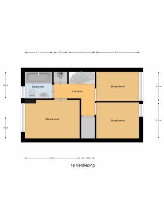 Cezannehof 4, HOORN Afbeelding 17<br />